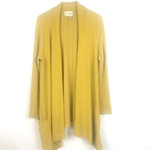 Anthro Saturday Sunday oversized drape cardigan